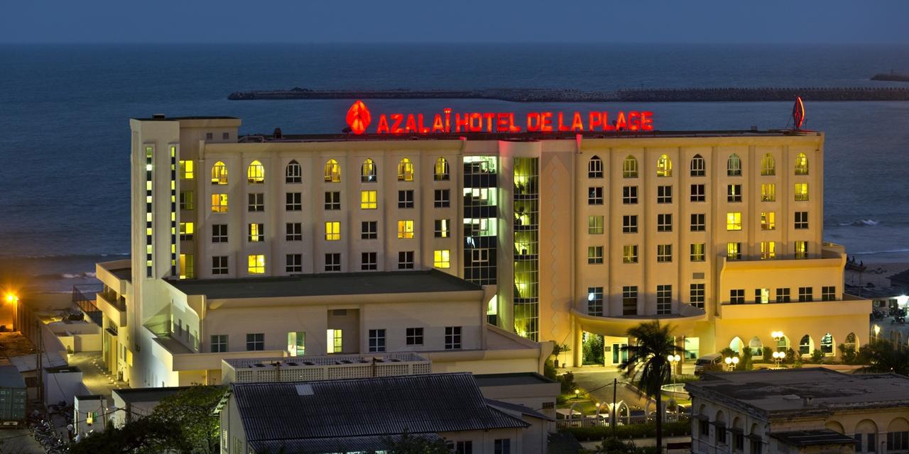 Hôtel Azalai plage de Cotonou