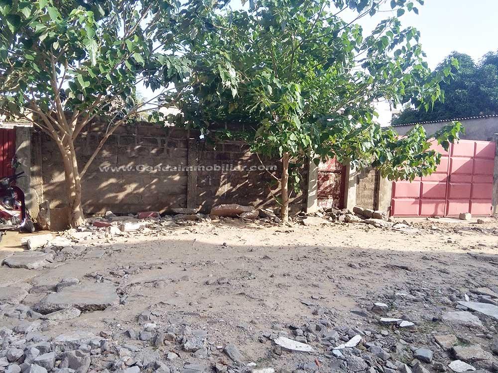En vente parcelle à fidjrossè plage cotonou