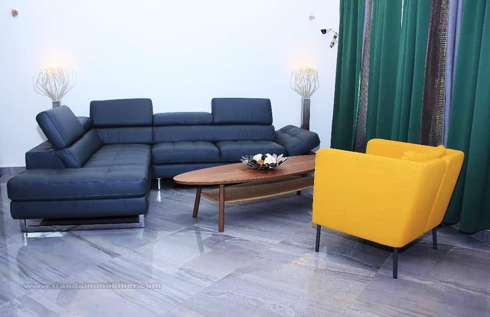 Appartement d'une villa de prestige à Cotonou