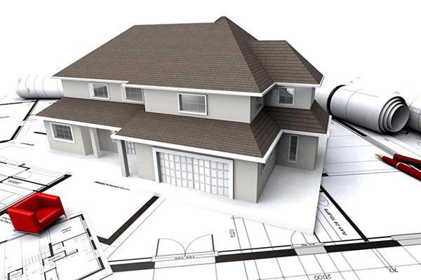 plan de maison à construire au Bénin.