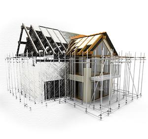 Rénovation de maisons et d'immeubles au Bénin