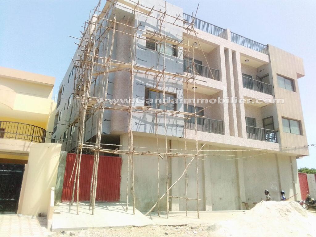 Appartement nouvelle construction Akpakpa zones des ambassades