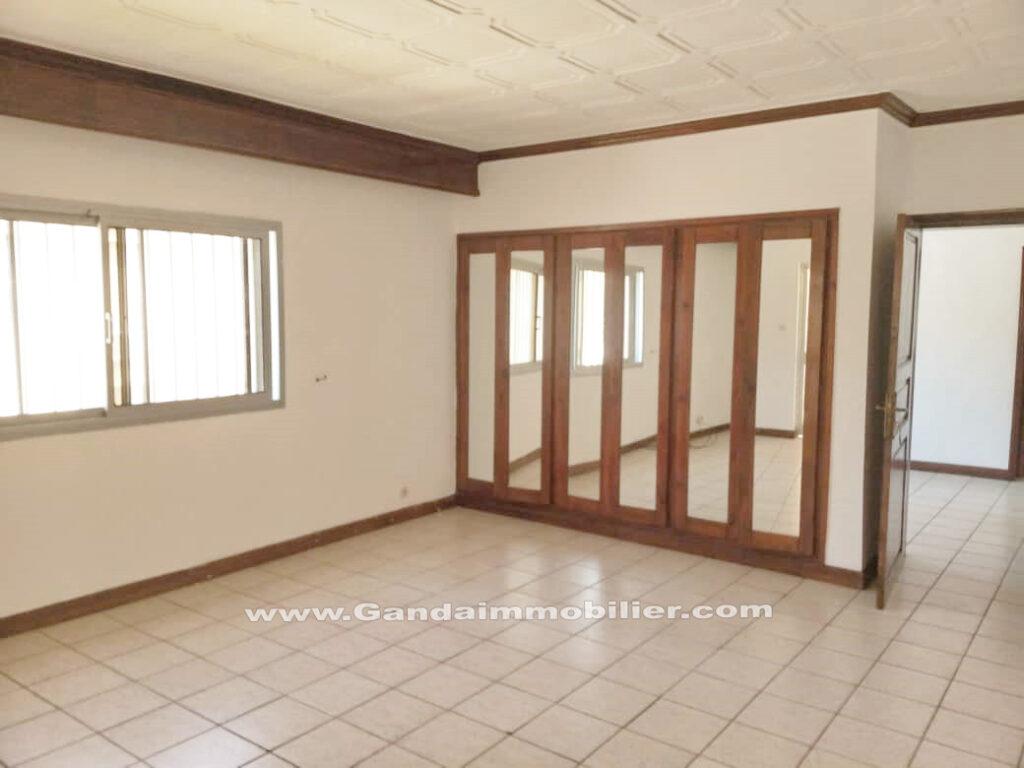Grand salon villa CENSAD Cotonou