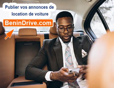 Site annonce de location de voiture à Cotonou