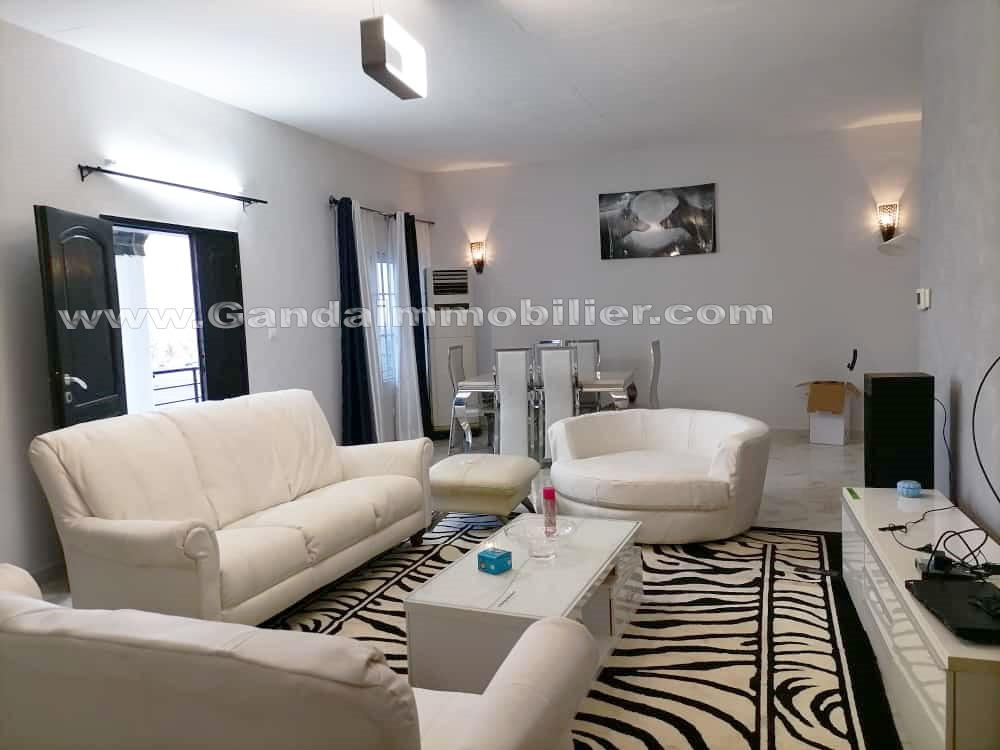 appartements meublés de standing à fidjrossè plage