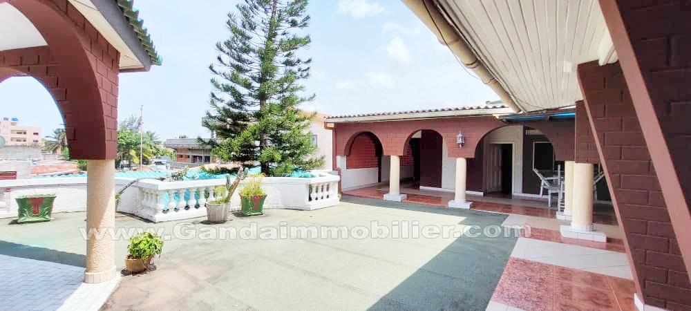 Villa guest house à vendre à la zone des ambassades