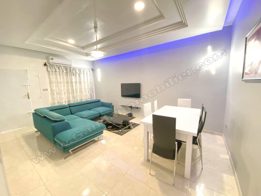 appartement meublé à louer à akpakpa kpondehou