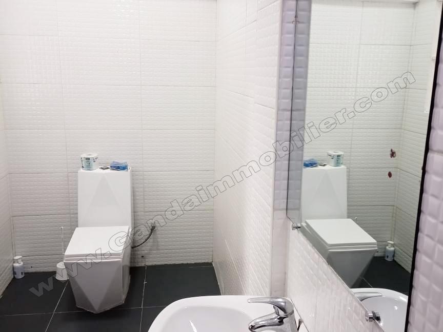 salle d'eau moderne