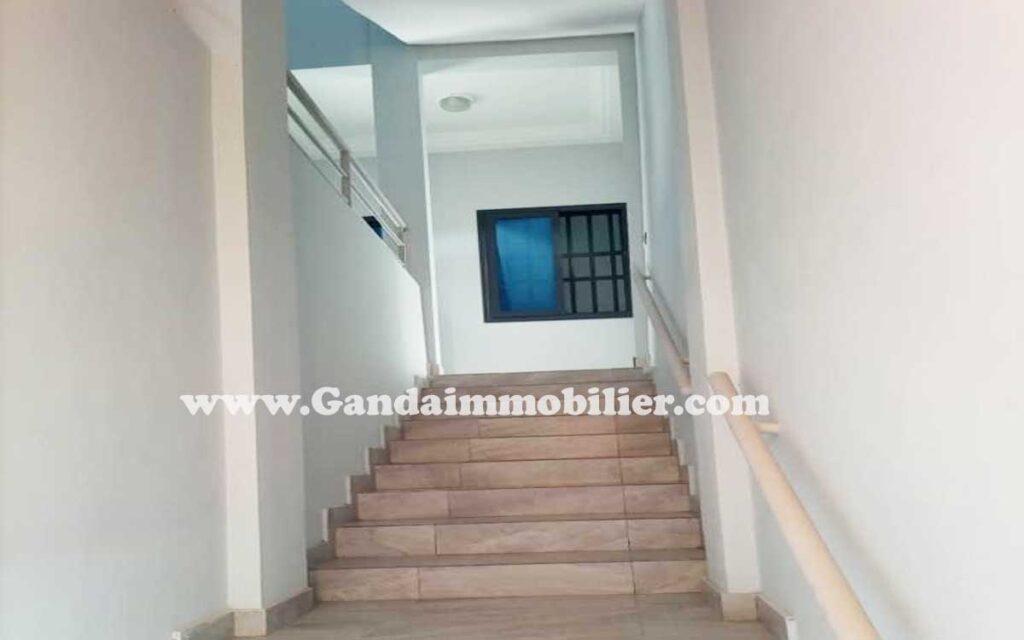 Appartement meublé à louer à Fidjrossè calvaire