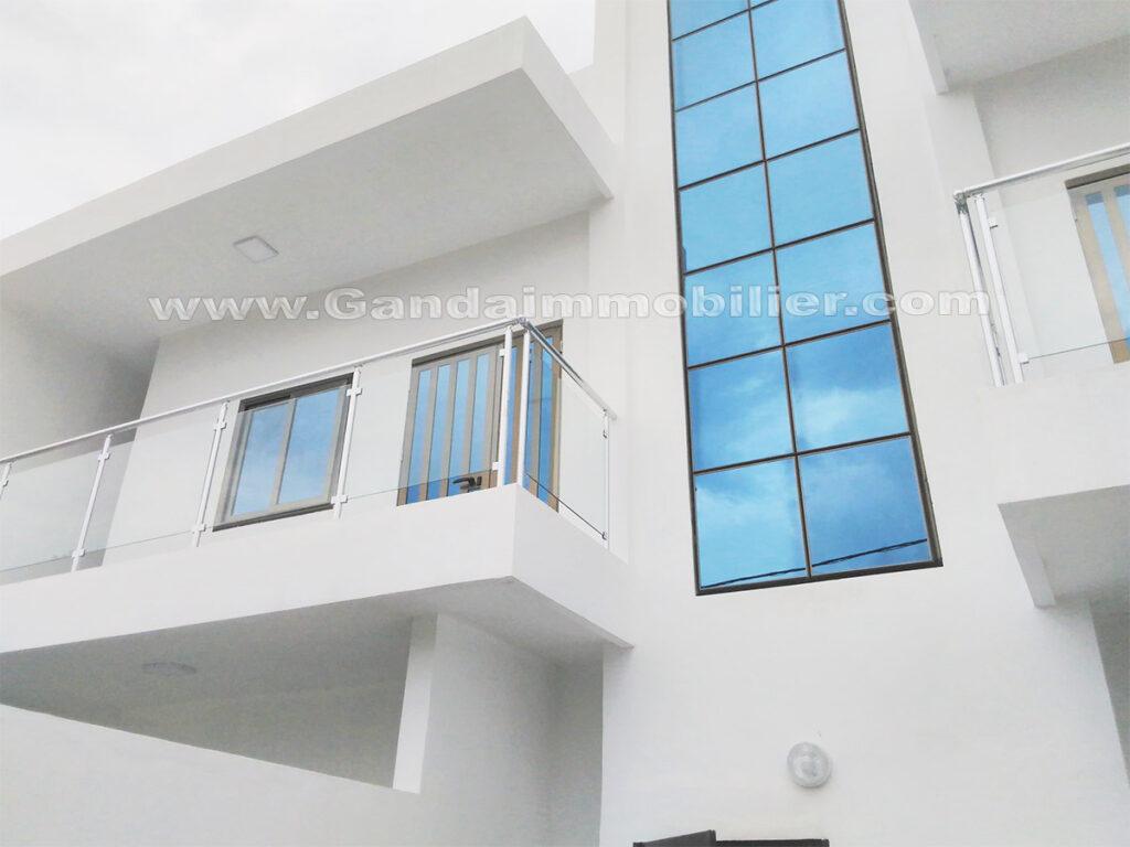 immeuble nouvelle construction à fidjrossè
